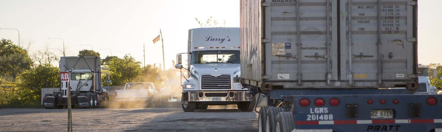 Intermodal Transportation Chicago | Drayage Services