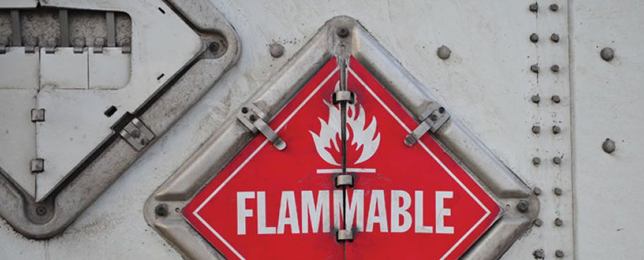 flamable-on-truck